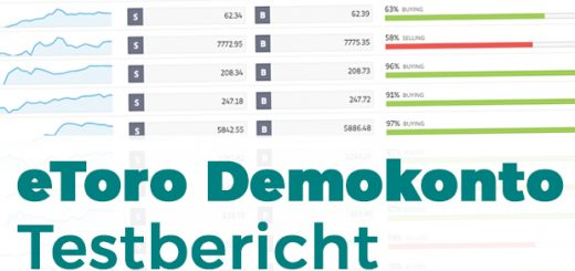 eToro Demokonto Test
