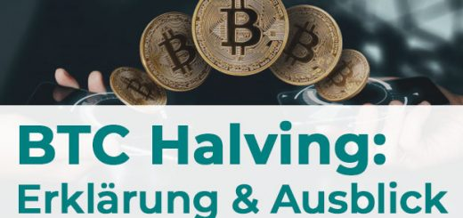 Was ist Bitcoin Halving?
